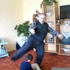 おじいちゃんのダンス